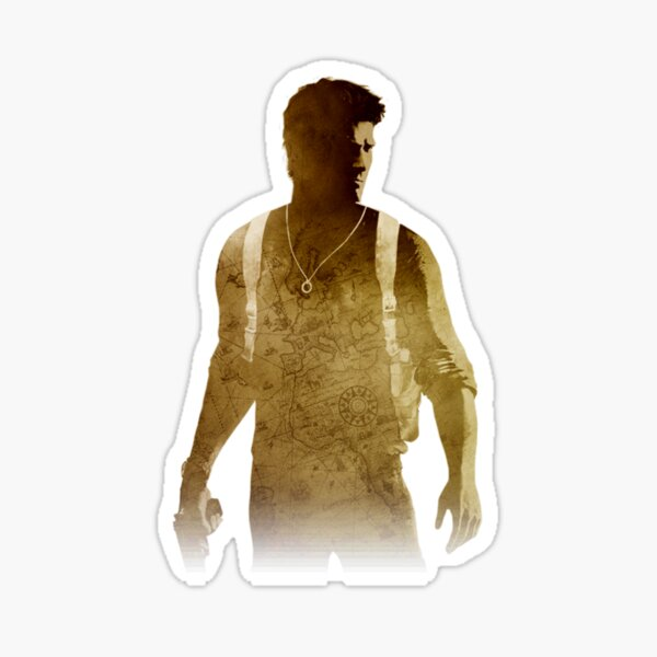 Nathan Drake - Uncharted: A Thief's End Sticker