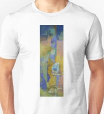 Feng Shui Parakeets Unisex T-Shirt