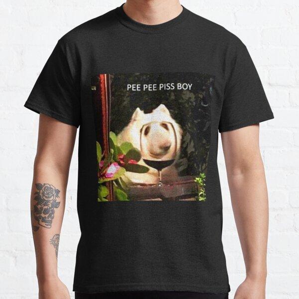 piss boy Classic T-Shirt