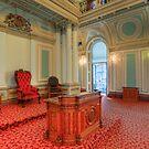 Parliament House • Queensland • Australia by William Bullimore