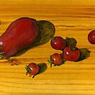 tomatoes of the garden variety by bernzweig