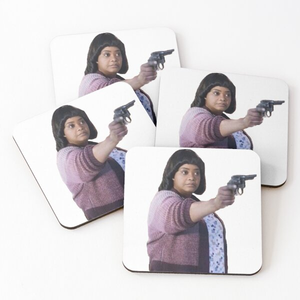 MA movie Coasters (Set of 4)