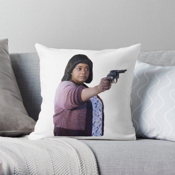 MA movie Throw Pillow