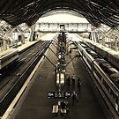 Melbourne Rail Centre 2015 by brendanscully
