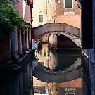 Venice Reflections by Barbara Wyeth
