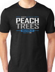 Peach Trees Unisex T-Shirt