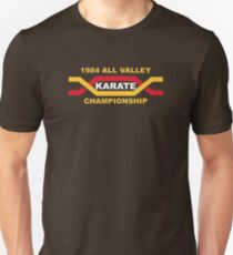 1984 All-Valley-Meisterschaft Unisex T-Shirt