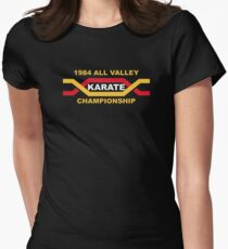 1984 All Valley Championship Womens Fitted T-Shirt