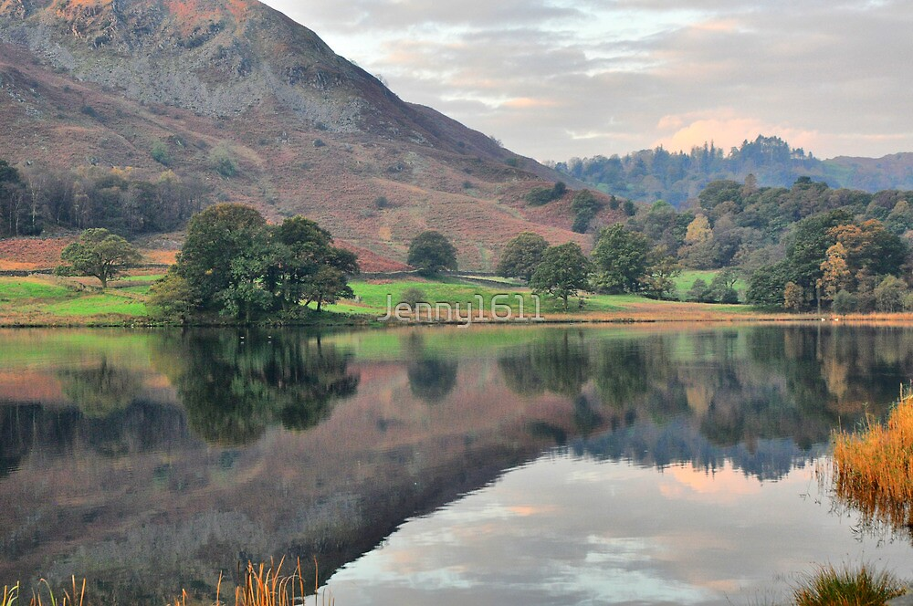 Early Light at Rydal  by Jenny1611