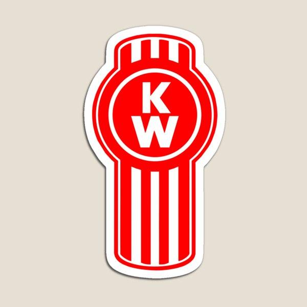 Kenworth Truck logo Magnet