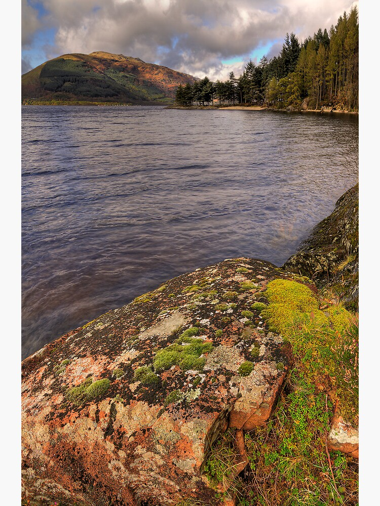 Lomond Rocks by Shuggie