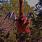 Winged Dinosaur by artstoreroom