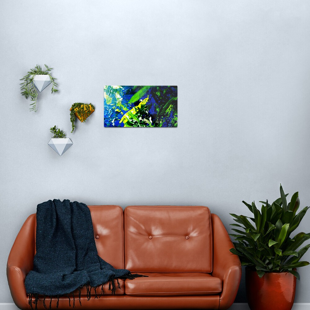 View from Gaia Metal Print