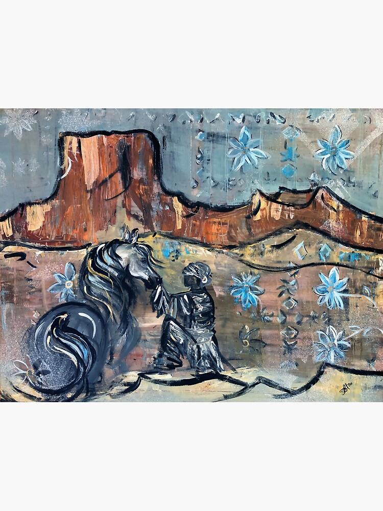Desert Dream by AstridS