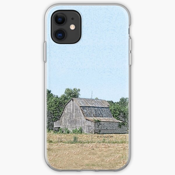 Old Barn iPhone Soft Case