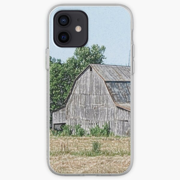 Part of an Old Barn iPhone Soft Case