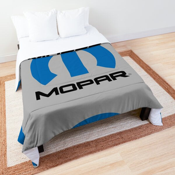 Mopar logo Comforter