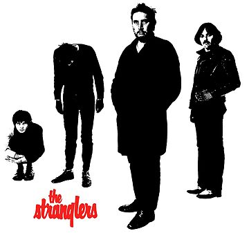 The Stranglers Shirt by RatRock