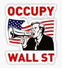 Occupy Wall Street I am 99 percent Sticker