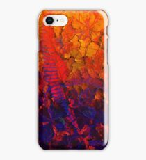 Ghosts of flowers iPhone Case/Skin