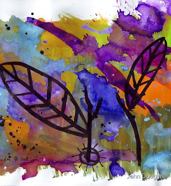 Midnight Garden cycle1 2 by John Douglas
