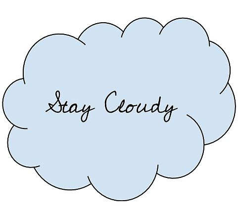 Stay Cloudy by heartsy