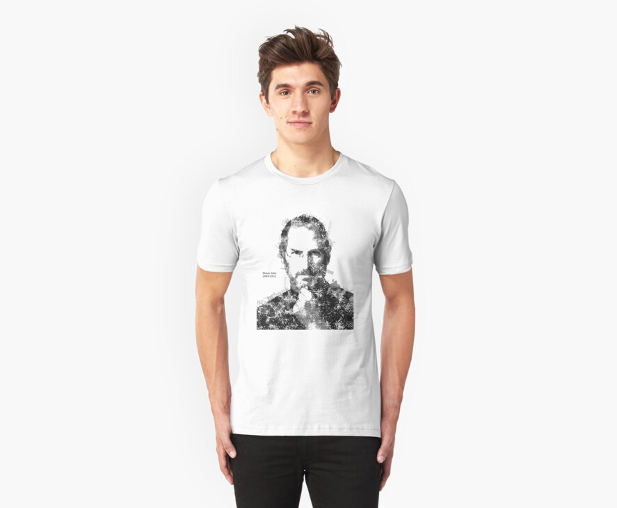 Tribute To Steve Jobs by RenJean