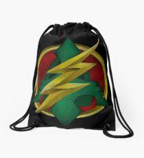 Flash-Arrow  Drawstring Bag