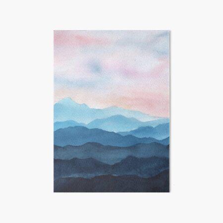 Vibrant Colors Landscape Fine Art Print Art for Walls Southwest Decor Stormy Sky Large Art Mountain Photography New Mexico Mountains