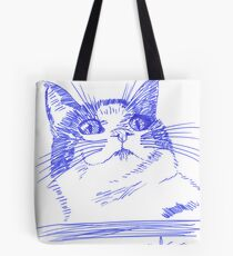 Chester the Cat Tote Bag