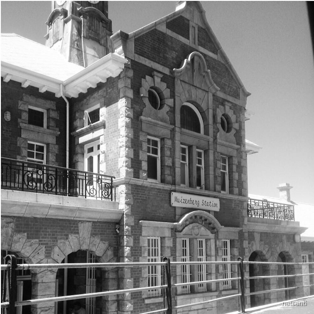 Muizenberg Station by natsanti