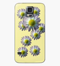 Daisy Pattern iPhone Case Case/Skin for Samsung Galaxy
