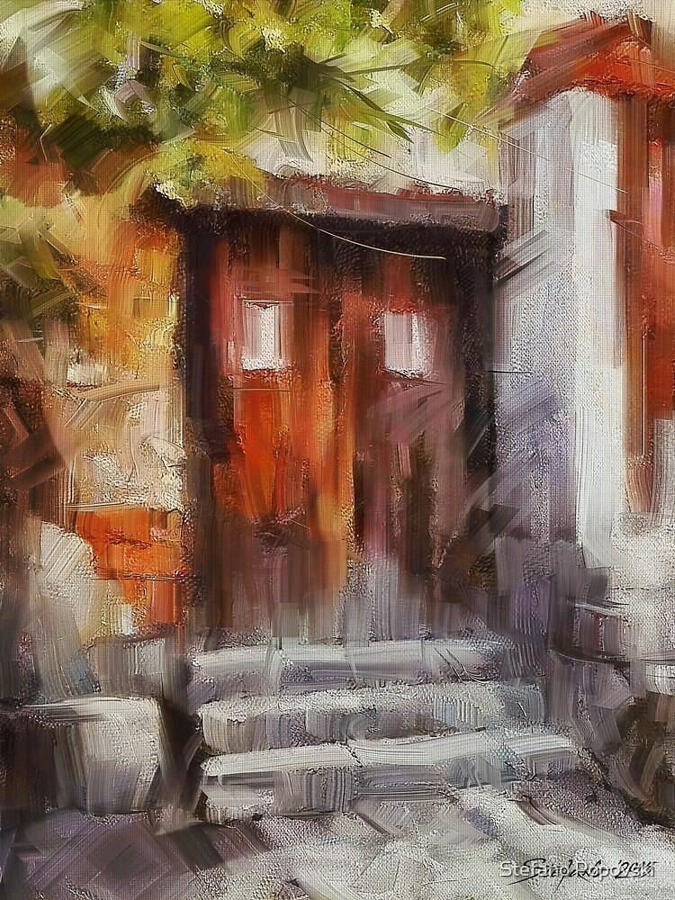 The Old Gate II by Stefano Popovski
