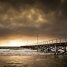 Golden Jetty by Ben Goode