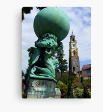 Portmeirion Canvas Print