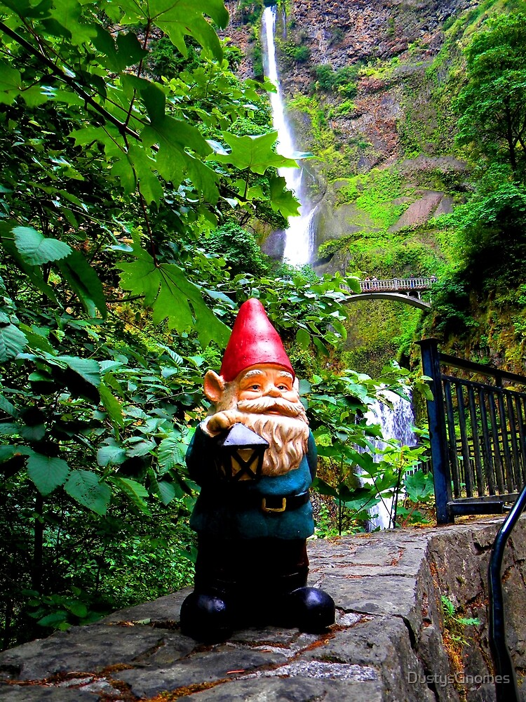 Multnomah Gnome by DustysGnomes