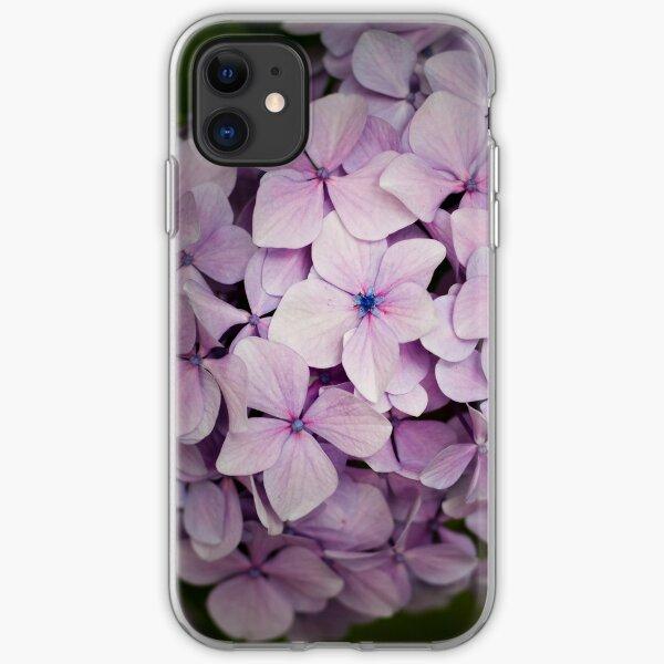 Hydrangea  iPhone Soft Case