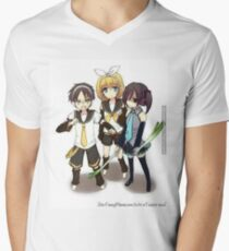 Attack on Titan xx Vocaloid T-Shirt