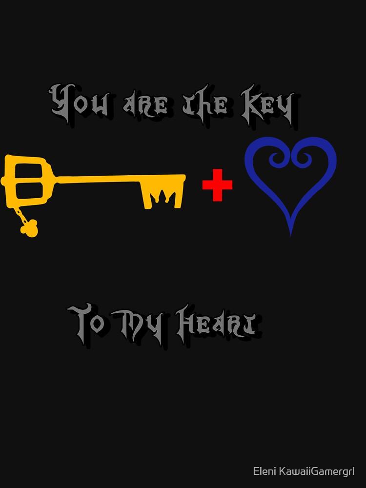 Kingdom Hearts | Unisex T-Shirt