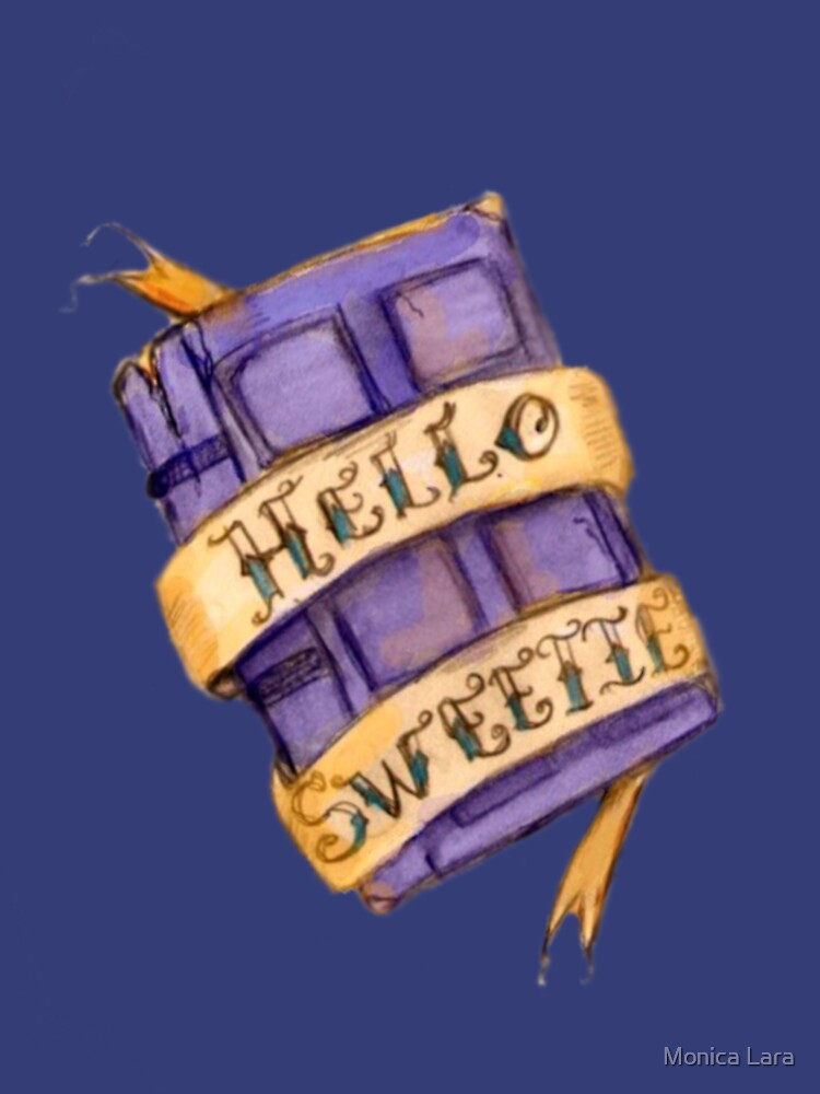 """Hello Sweetie"" 