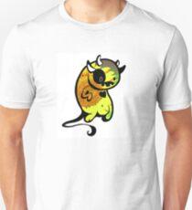 sunflower cow doodle design Unisex T-Shirt