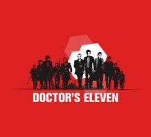 TShirtGifter Presents: the Doctor's Eleven