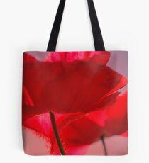 Summer Smelting Red Tote Bag