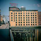 Boston Wharf Co. by Schuyler L