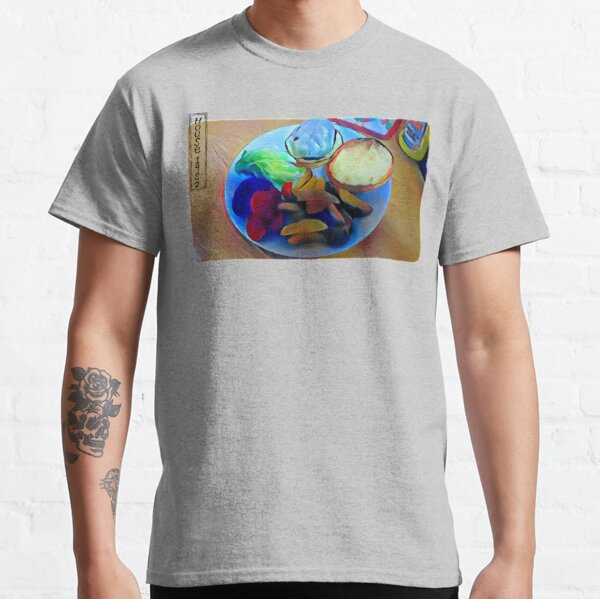 Burger und Wedges Classic T-Shirt