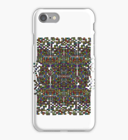 Broken Pattern SMALL for iPhone iPhone Case/Skin