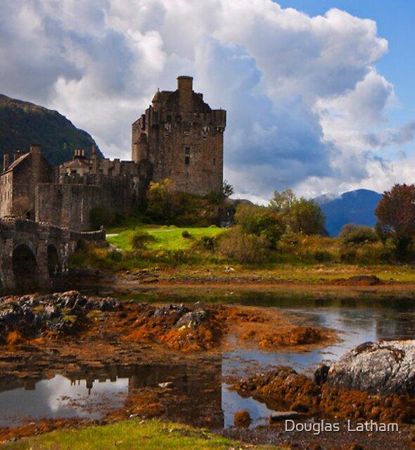 Eilean Donan Castle - Scotland by Douglas  Latham