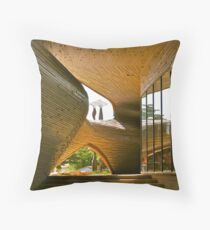 Cultural Centre Throw Pillow