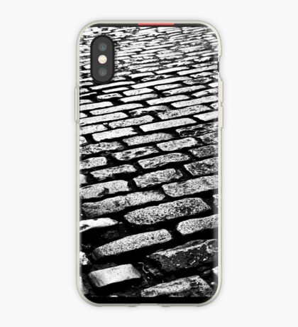 Cobbled Together - Covent Garden - London - iPhone Case iPhone Case