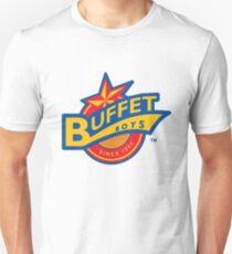 Buffet Boys Unisex T-Shirt